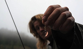 How to Make a Fishing Lure From a Penny