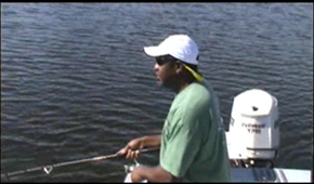 Celebrity Fishin Time with Bobby Humphrey