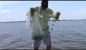 Crabbing and Cast Net Part 2