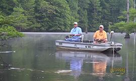 Crappie Fishing With Williinghams 2015